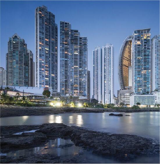 Panama Texas Summit